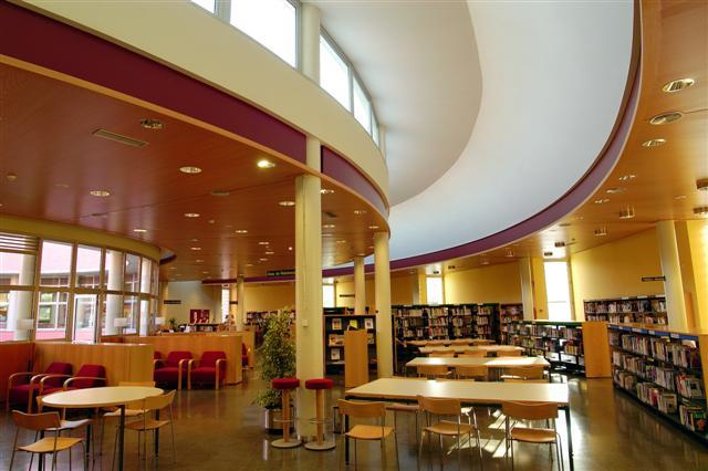 La Biblioteca de Santa Margarida i els Monjos